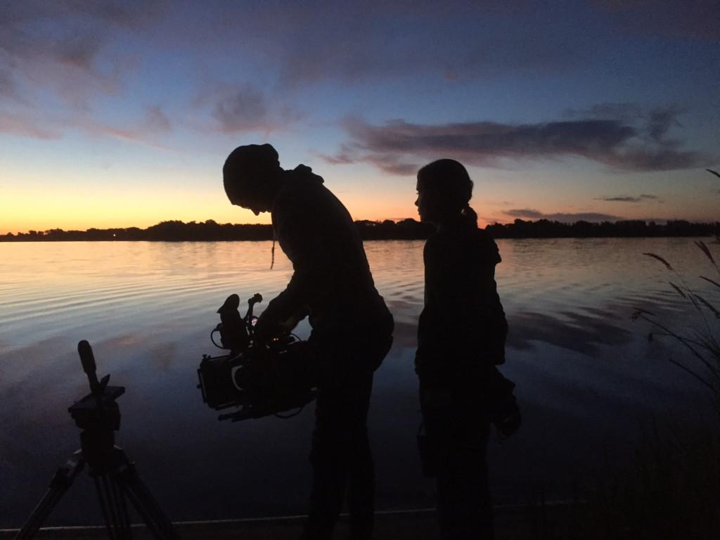 Photo Credit: Leander Edmiston, 2nd 2nd Assistant Director